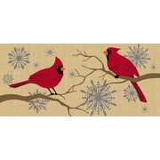 Evergreen Enterprises, Inc Feathers and Snow Sassafras Switch Mat