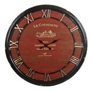 Privilege 36'' Iron Clock