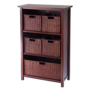 Luxury Home Milan 3 Shelf Cabinet