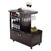 Luxury Home Galen Serving Cart