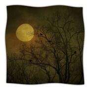 KESS InHouse Starry Night Throw Blanket; 90'' L x 90'' W