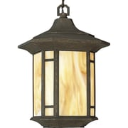 Progress Lighting Arts and Crafts 1 Light Hanging Lantern