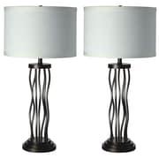 Milton Green Star Ridley 29'' Table Lamp Set (Set of 2)