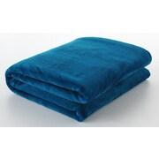 Berrnour Home Silky Touch Velvet Plush Throw Blanket; Chocolate