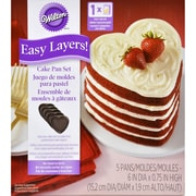 Wilton Easy Layers Non-Stick Cake Pan