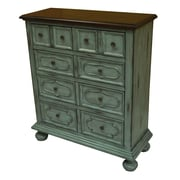 Crestview Florence 8 Drawer Chest