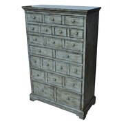 Crestview Overton 7 Drawer Chest