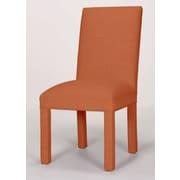 SloaneWhitney Sylvia Parsons Chair; Orange