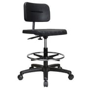 Perch Chairs & Stools Industrial Mid-Back Drafting Chair