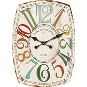 ByronAnthonyHome American Mercantile Wall Clock