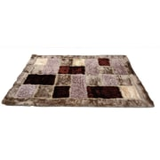 DaDa Bedding Brown Area Rug