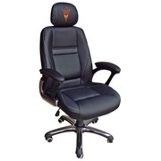 Tailgate Toss NCAA Office Chair w/ Lever Seat Height Control; Arizona State Sun Devils