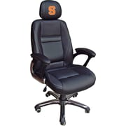 Tailgate Toss NCAA Office Chair w/ Lever Seat Height Control; Syracuse