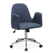 Porthos Home Orwell Desk Chair; Blue