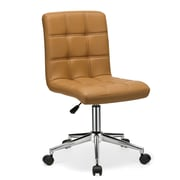 Porthos Home Finch Desk Chair; Brown