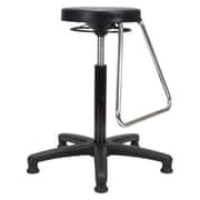 Perch Chairs & Stools Height Adjustable Stool w/ Fixed Foot Rest