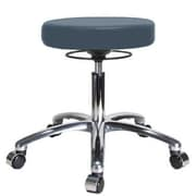 Perch Chairs & Stools Height Adjustable Massage Therapy Swivel Stool; Newport Fabric