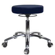 Perch Chairs & Stools Height Adjustable Massage Therapy Swivel Stool; Imperial Fabric