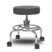 Perch Chairs & Stools Height Adjustable Exam Stool; Cinder