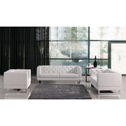 VIG Furniture Divani Casa Windsor - Modern Tufted Eco-Leather Chair