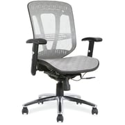 OfficeSource Engage Mesh Series Mesh Task Chair; White