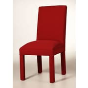 SloaneWhitney Sylvia Parsons Chair; Red