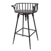 Woodland Imports Crestly Bar Arm Chair