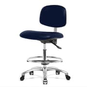 Perch Chairs & Stools 12'' Office Chair with Foot Ring; Imperial