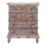 Woodland Imports Tansey 4 Drawer Chest