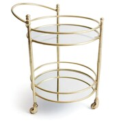 Hip Vintage Holloway Serving Cart