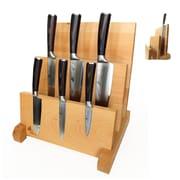Zhen Damascus VG-10 Series 7 Piece Block Set