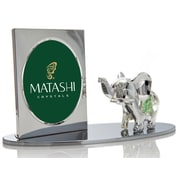 MatashiCrystal Cartoon Elephant Picture Frame