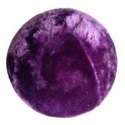 Rug Factory Plus Yoga Ball Exercise Chair; Purple