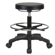 Perch Chairs & Stools Height Adjustable Work Stool w/ Foot Ring