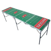 Tailgate Toss NCAA Tailgate Table; Rutgers Scarlet Knights