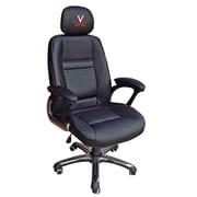 Tailgate Toss NCAA Office Chair w/ Lever Seat Height Control; Virginia