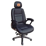 Tailgate Toss NCAA Office Chair with Lever Seat Height Control; Auburn Tigers