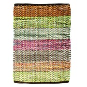 CLM Gypsy Wide Stripe Hand-Woven Multi Area Rug