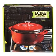 Lodge 6-qt. Round Dutch Oven