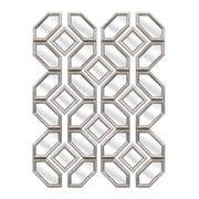 Woodland Imports Prestin Wall Mirror (Set of 12)
