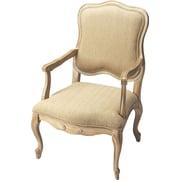 Butler Accent Arm Chair; Driftwood