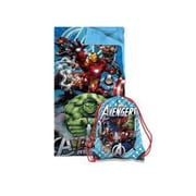 Linen Depot Direct Marvel Avengers Sling Bag Slumber