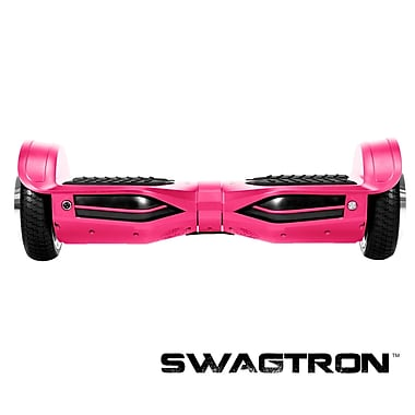Swagtron™ T3 Hands-Free Smart Board with Bluetooth, Pink, (89717-7)