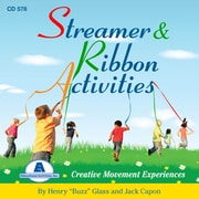 Educational Activities, Inc., Streamer and Ribbon Activities, (CD578)