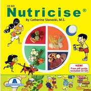 Educational Activities, Inc., Nutricise, (CD420)