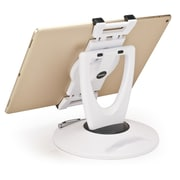 Deluxe Ipad Pro Tablet Station, White (US-5025W)