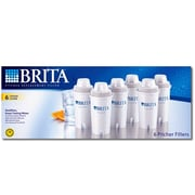 BRITA-PITCHER-FILTER-6PK 600 Gallon Water Filter