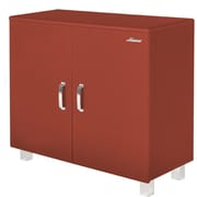 Phoenix Group AG Miami 2 Door Cabinet; Red