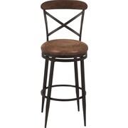 Hillsdale Henderson 32'' Swivel Bar Stool with Cushion