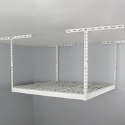 SafeRacks Overhead Storage Rack; 21'' H x 48'' W x 48'' D